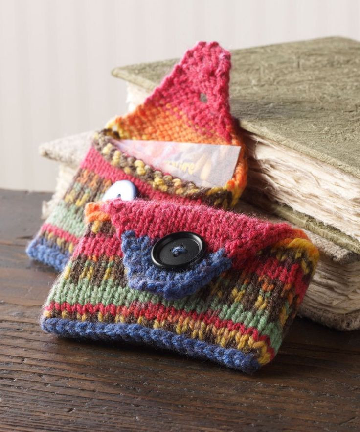 small knitting projects for beginners
