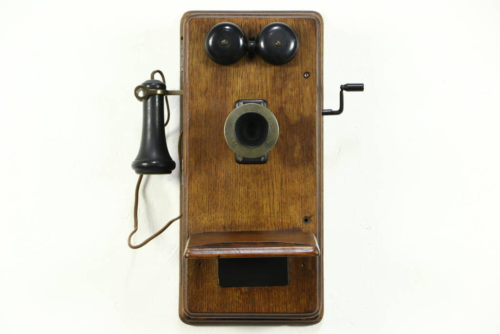 Elegant sold Early 1900 S Antique Oak Wall Telephone Signed Old Wall Telephone Of Marvelous 42 Models Old Wall Telephone