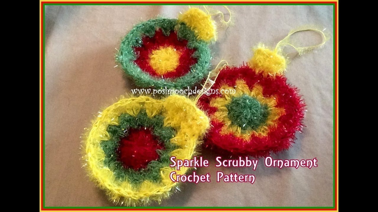 Elegant Sparkle Scrubby ornament Crochet Pattern Red Heart Scrubby Sparkle Patterns Of Marvelous 43 Pictures Red Heart Scrubby Sparkle Patterns