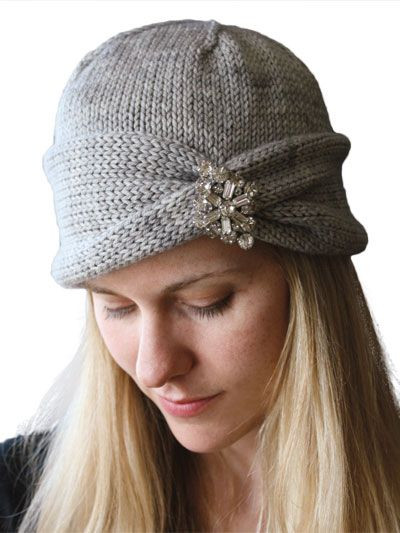style with free knitted hat patterns