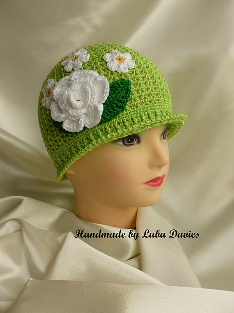 Elegant Summer Cloche Crochet Hat Free Pattern Crochet Summer Hat Pattern Of Incredible 46 Photos Crochet Summer Hat Pattern