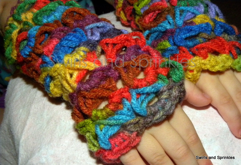 Elegant Swirls and Sprinkles Broomstick Lace Fingerless Gloves Broomstick Lace Crochet Of Wonderful 49 Ideas Broomstick Lace Crochet