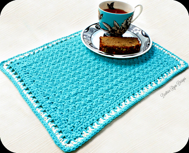 Elegant Tea Time Placemat Free Crochet Pattern Crochet Table Mat Of Gorgeous 47 Ideas Crochet Table Mat
