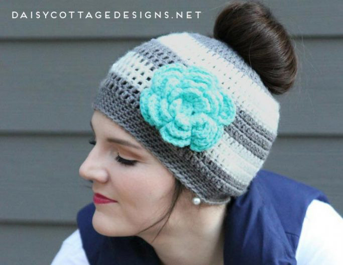 Elegant the Best Free Crochet Ponytail Hat Patterns Aka Messy Bun Messy Bun Beanie Crochet Pattern Of Adorable 45 Pics Messy Bun Beanie Crochet Pattern
