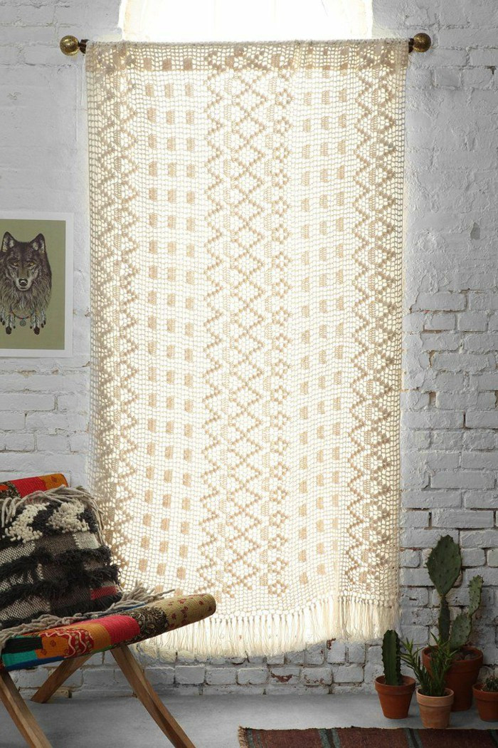 Elegant the Crochet Curtains – Curtains with Charm Covers Home Crochet Curtains Of Marvelous 47 Pictures Crochet Curtains