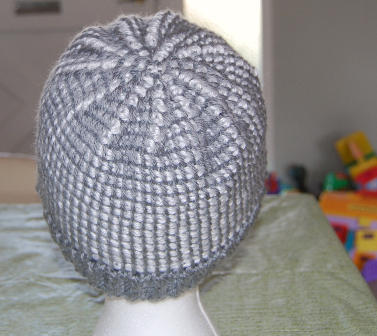 Elegant the Laughing Willow Ribbed Brim Tunisian Hat Tunisian Crochet In the Round Of New 46 Models Tunisian Crochet In the Round