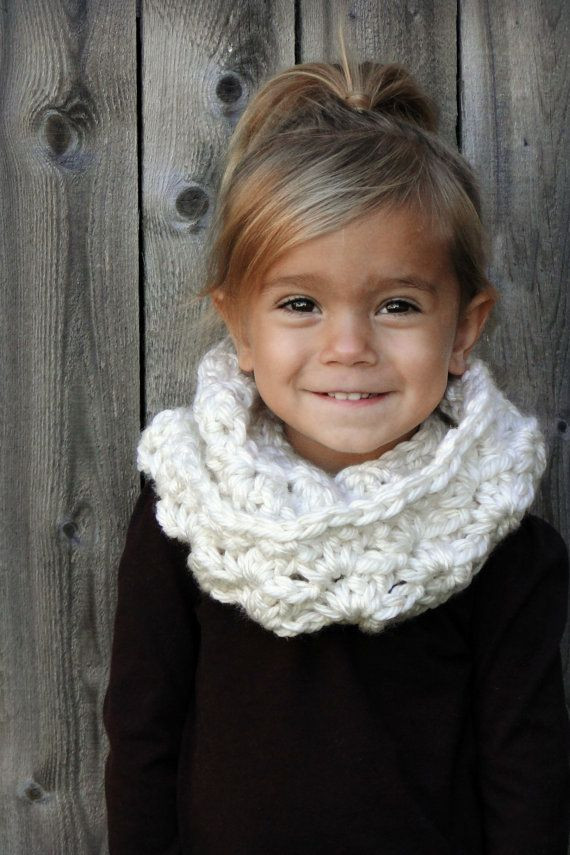 toddler infinity scarf crochet pattern Crochet and Knit