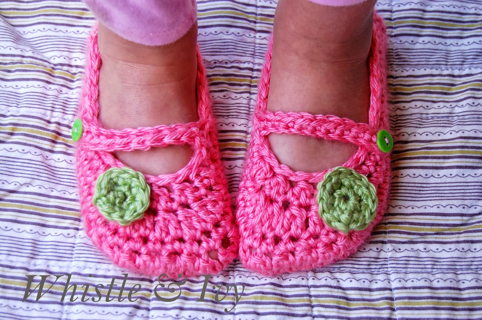 Elegant toddler Little Dot Mary Janes Slippers Whistle and Ivy Crochet Mary Jane Slippers Of Amazing 41 Images Crochet Mary Jane Slippers