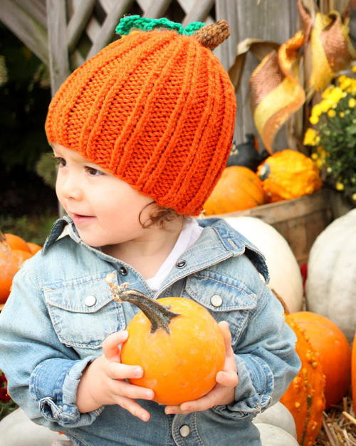 Elegant toddler Pumpkin Hat Knitting Pattern Knitted Pumpkin Hat Of Marvelous 40 Ideas Knitted Pumpkin Hat