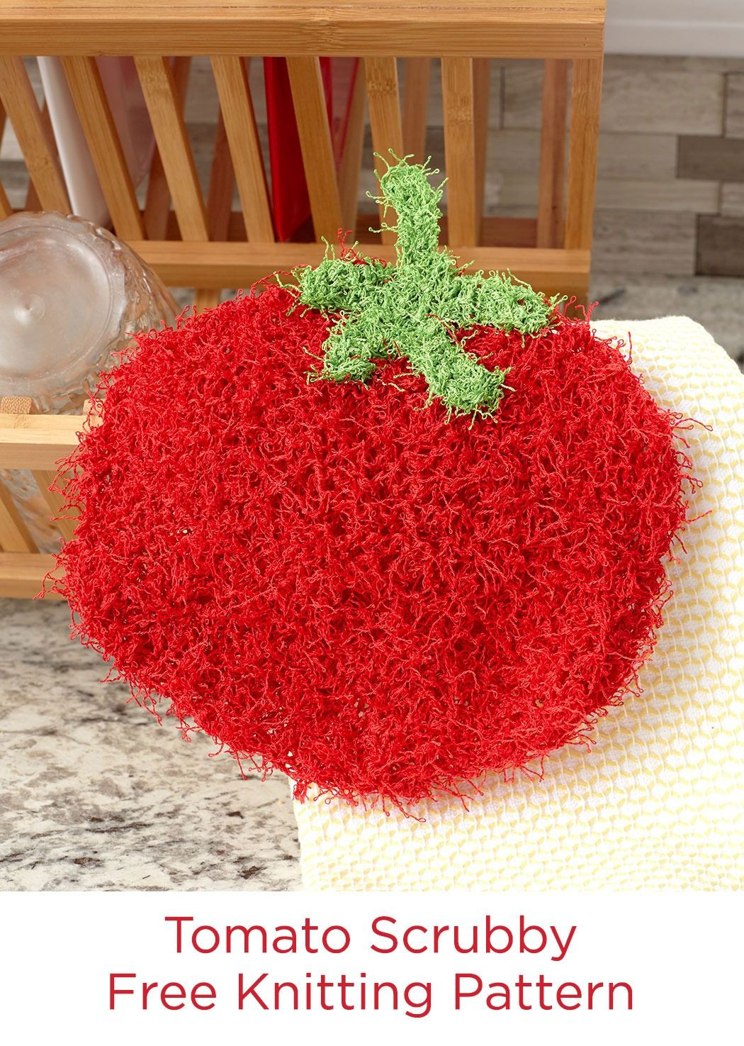 Elegant tomato Scrubby Free Knitting Pattern In Red Heart Scrubby Red Heart Yarn Free Patterns Of Superb 44 Pics Red Heart Yarn Free Patterns