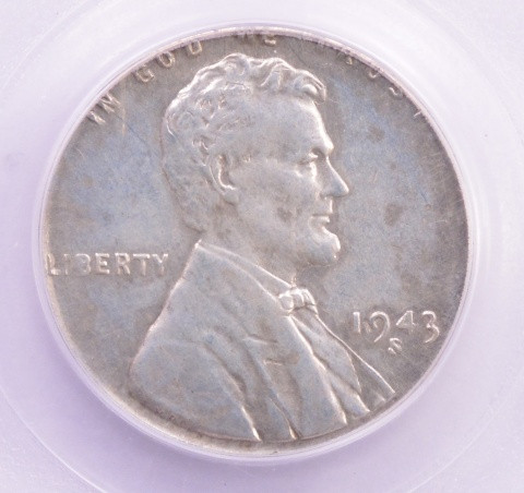 Elegant top 28 1943 Silver Wheat A Missing 4 In A 1943 Steel Silver Wheat Penny Of Awesome 48 Pics Silver Wheat Penny