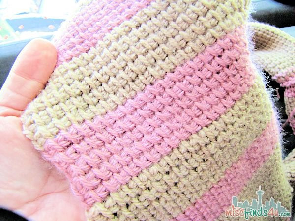 Elegant Tunisian Crochet Free Infinity Scarf Pattern Baby to Tunisian Simple Stitch Of Fresh 46 Pics Tunisian Simple Stitch