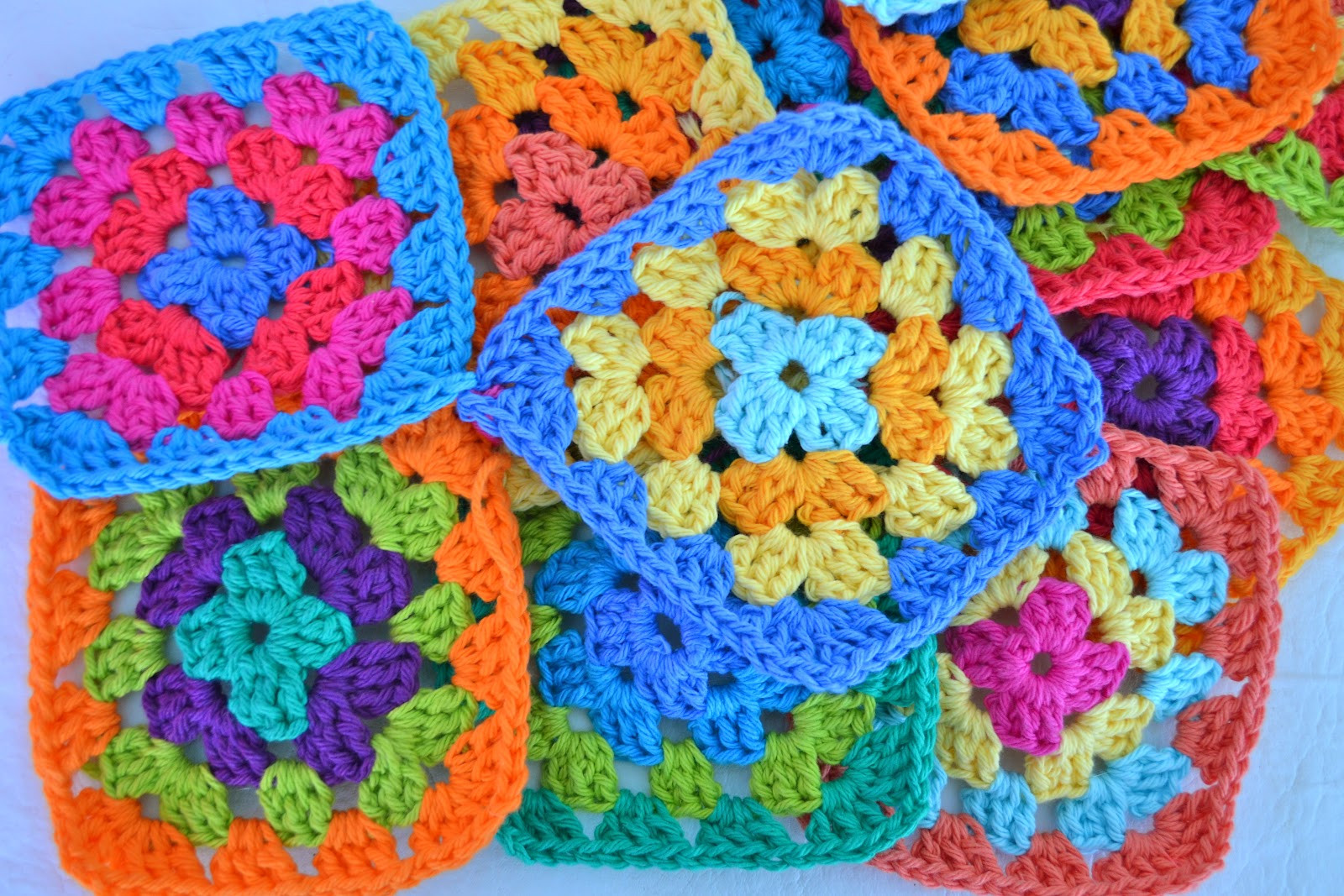 "Elegant Tutorial De ""granny Square"" Lote 93 Granny Square Tutorial Of Charming 40 Ideas Granny Square Tutorial"