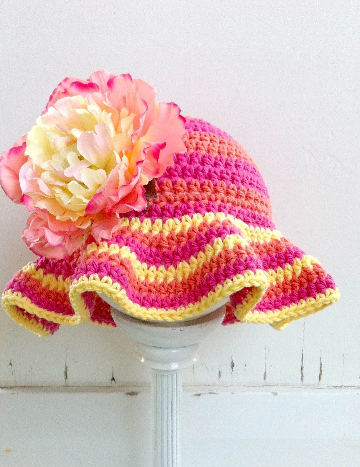 Elegant Tutti Frutti Floppy Crochet Sun Hat Pattern Crochet Crochet Sun Hat Pattern Of Superb 48 Ideas Crochet Sun Hat Pattern