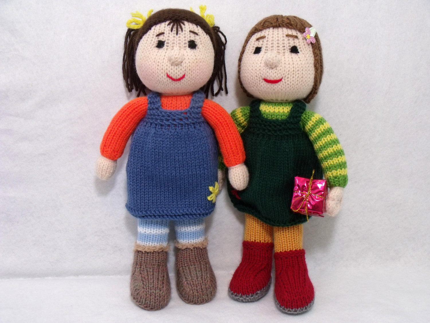 Elegant Two Dolls Knitting Patterns Deal toy Knitting Pattern Pdf Knitted Doll Patterns Of Lovely 40 Models Knitted Doll Patterns