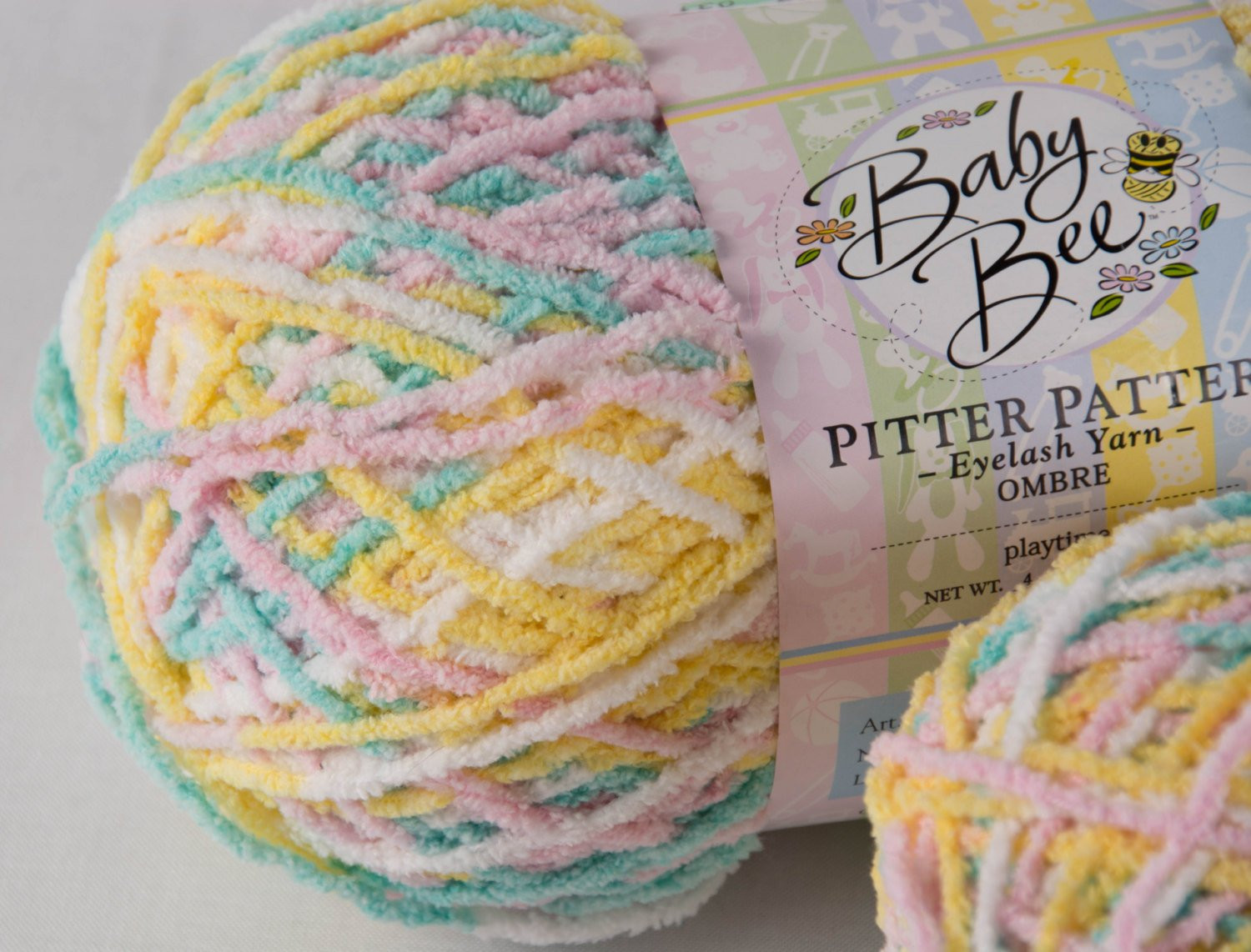 Elegant Two Skeins Baby Bee Pitter Patter Yarn Ombre In Color Baby Bee Yarn Of Brilliant 37 Models Baby Bee Yarn