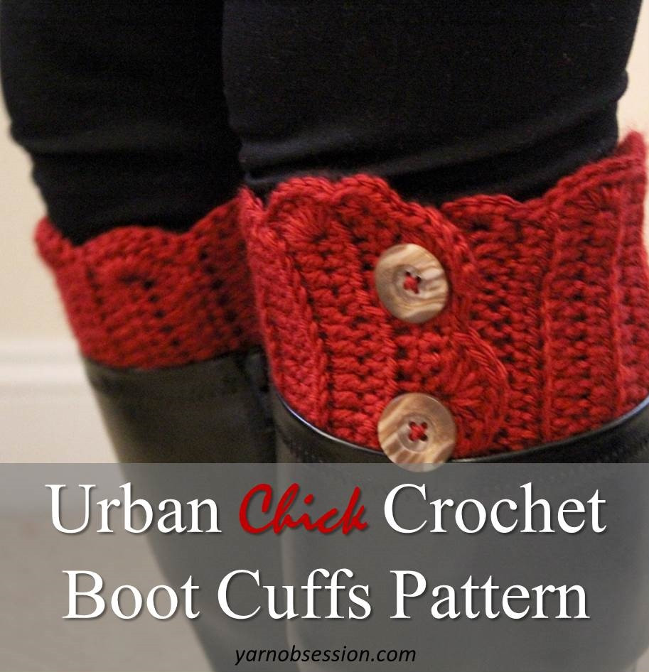 Elegant Urban Chick Crochet Boot Cuffs Pattern Free Crochet Boot Cuff Pattern Of Amazing 42 Ideas Free Crochet Boot Cuff Pattern
