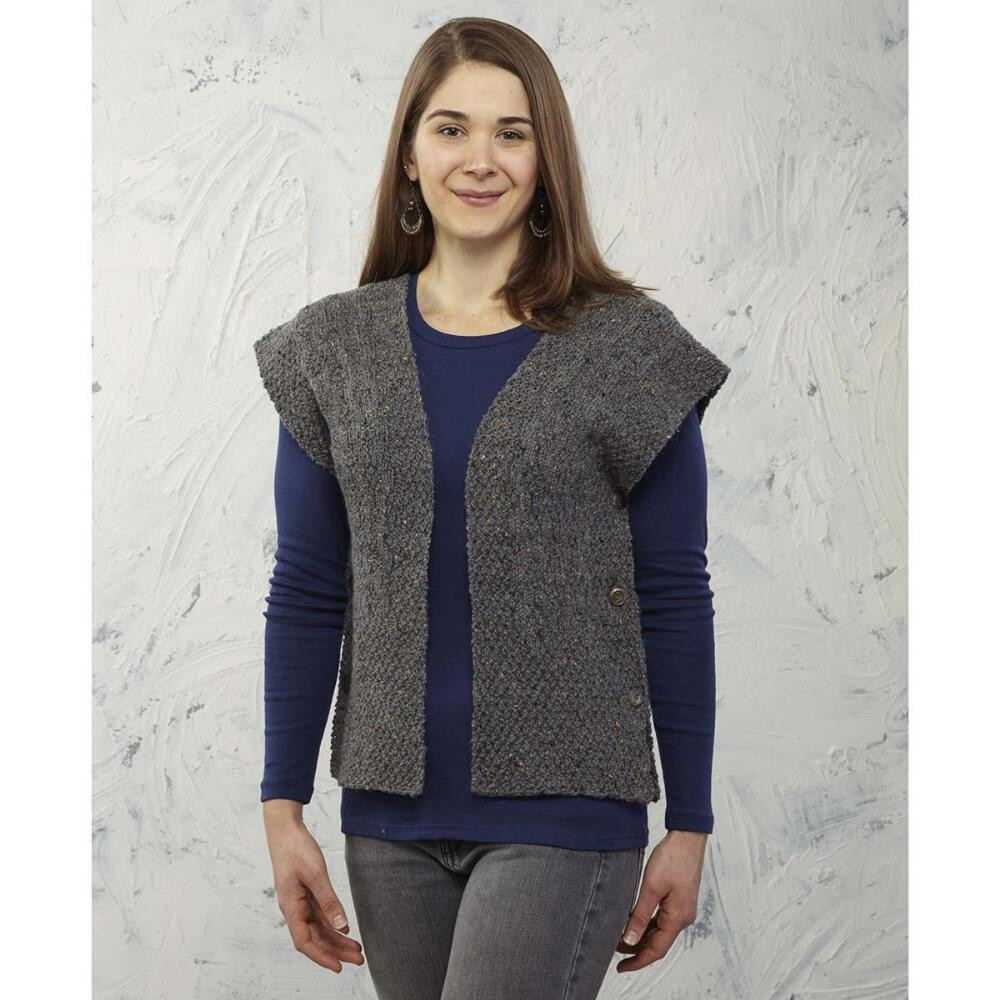 Elegant Veronica Ruana Free Download for A Vest Knitting Pattern Women's Knitted Vest Patterns Of Amazing 48 Ideas Women's Knitted Vest Patterns