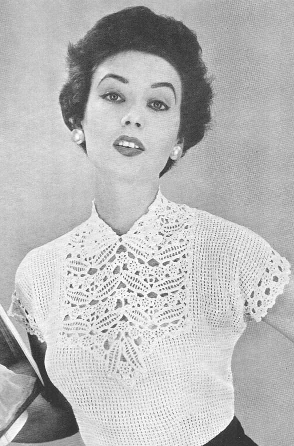 Elegant Vintage Crochet Patterns – 1 – Crochet and Knit Vintage Crochet Of Perfect 44 Models Vintage Crochet
