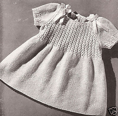 Elegant Vintage Knitting Pattern to Make Smocked toddler Coat Hat Baby Dress Knitting Pattern Of Amazing 40 Models Baby Dress Knitting Pattern
