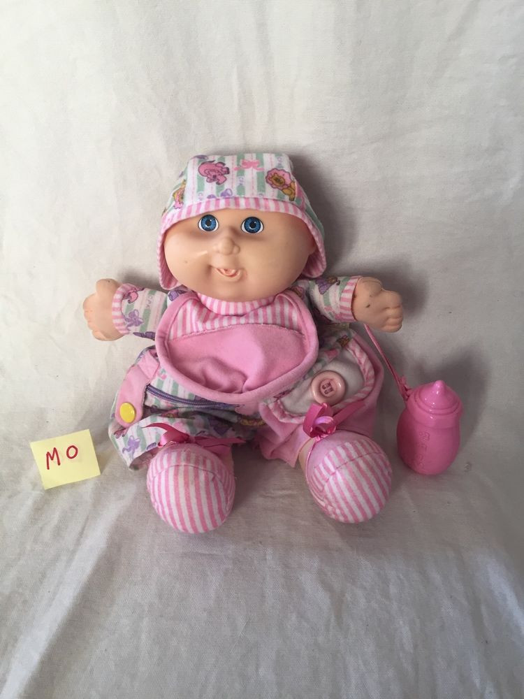 Vtg Cabbage Patch Kids Toddler Collection Love N Care Baby