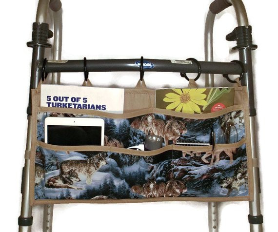 Elegant Wolf themed Walker Bag Walker organizer Walker organizer Of Adorable 50 Images Walker organizer