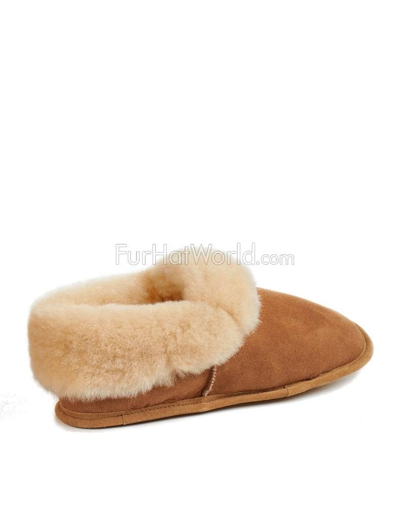 Elegant Women S soft Leather sole Sheepskin Slippers Furhatworld Leather sole Slippers Of Fresh 46 Models Leather sole Slippers