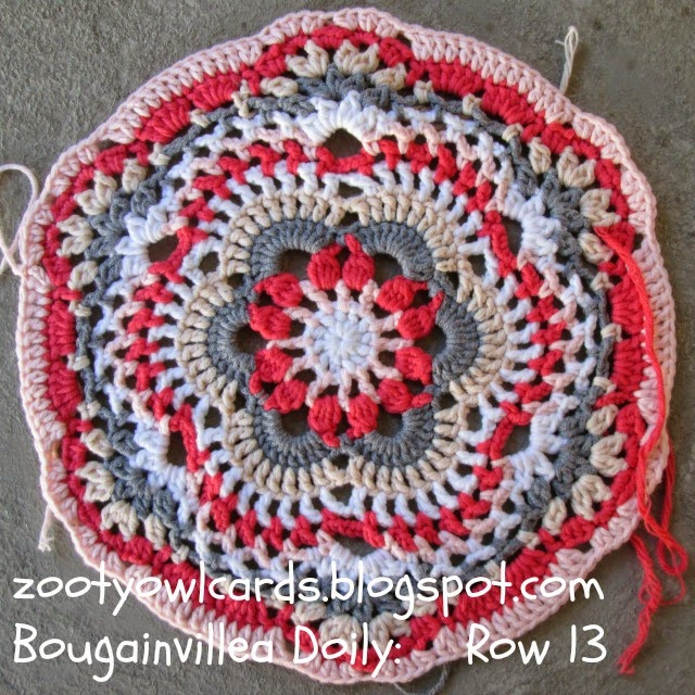 Elegant Zooty Owl S Crafty Blog Bougainvillea Doily Pattern Sl St Crochet Of Innovative 46 Pics Sl St Crochet