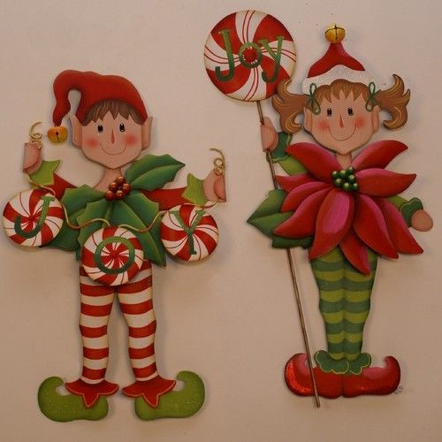 christmas yard elves Google Search