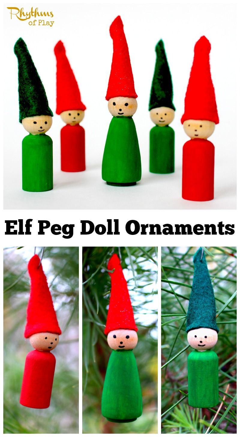 Elf Christmas Decorations Unique Elf Peg Doll ornaments for Christmas Of Brilliant 42 Images Elf Christmas Decorations