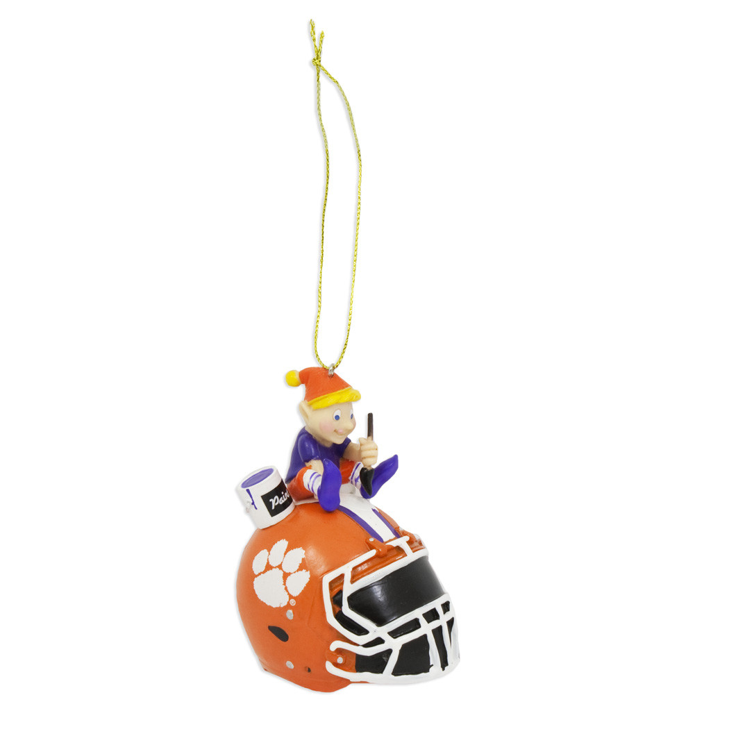 Elf Christmas ornaments Awesome Clemson Tigers Helmet with Elf Christmas ornament Of Top 47 Photos Elf Christmas ornaments