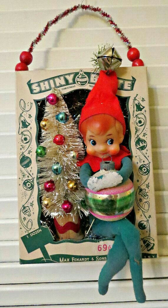 1000 images about Christmas Elves on Pinterest