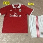 Embroidery Kits for Beginners Elegant 2018 Benfica Children soccer Football Suit Kits Maillot Of Luxury 47 Images Embroidery Kits for Beginners