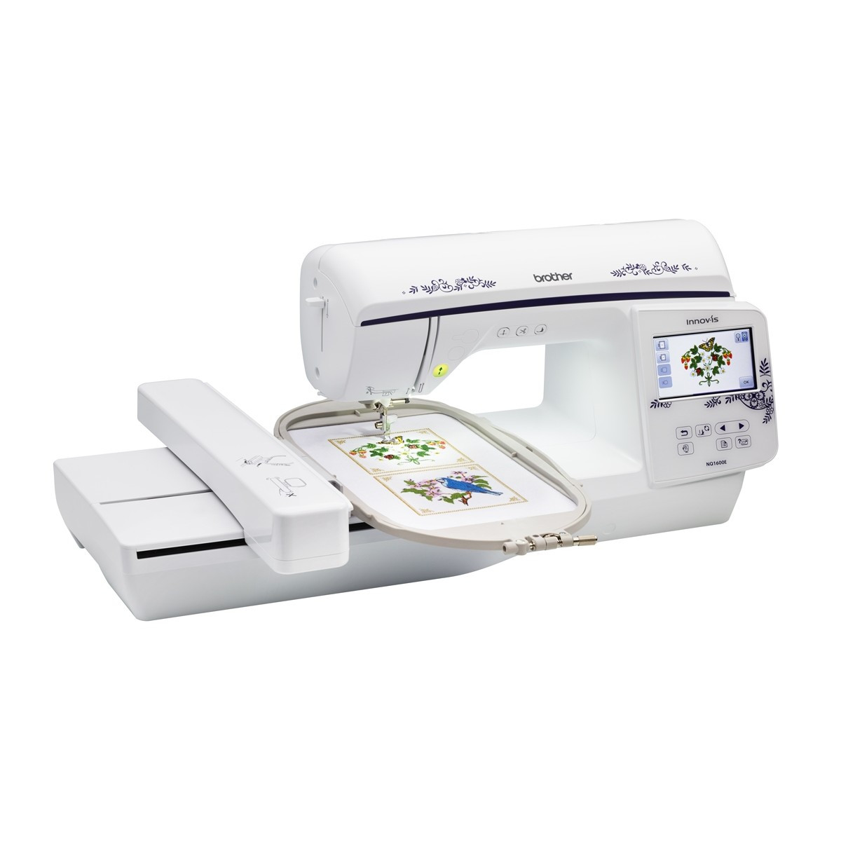 Embroidery Machine Awesome Brother Innov is Nq1600e Embroidery Machine Of Innovative 43 Pictures Embroidery Machine