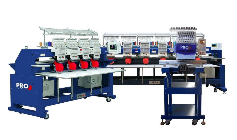 Embroidery Machine Awesome Pro Shuttle Multi Head Mercial Embroidery Machines 6 Of Innovative 43 Pictures Embroidery Machine