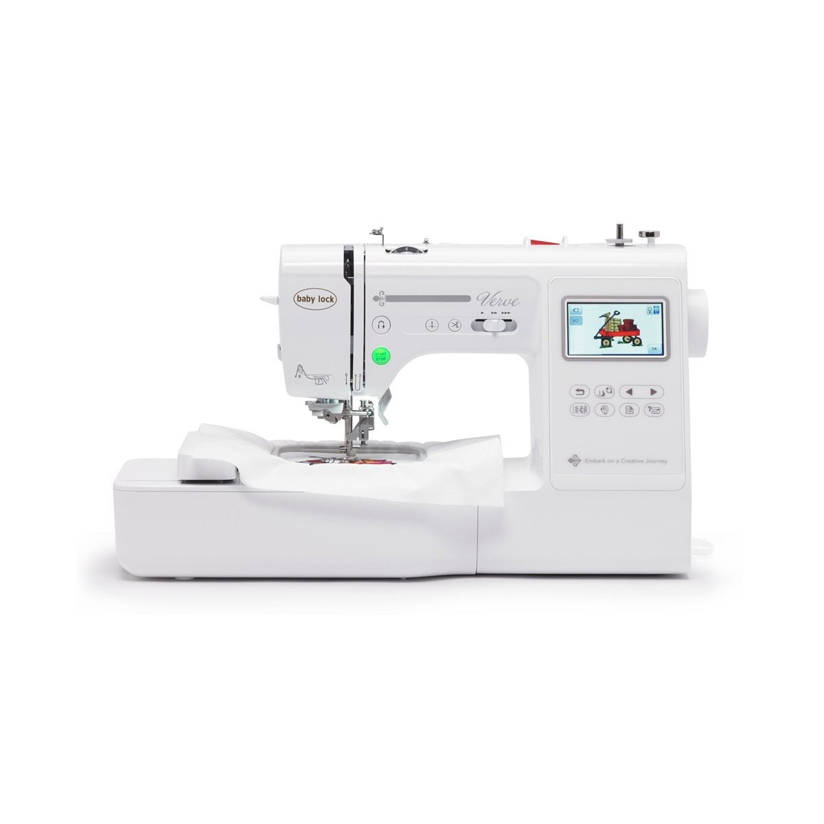 Embroidery Machine Best Of Baby Lock Verve Sewing Quilting & Embroidery Machine Of Innovative 43 Pictures Embroidery Machine