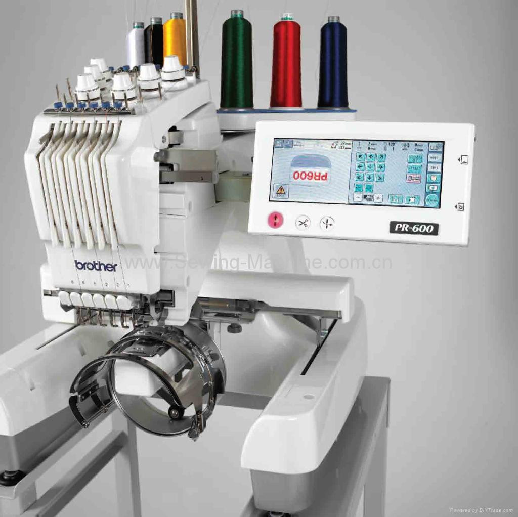 Embroidery Machine Best Of Pr 655e Single Head 6 Needle Table Embroidery Machine Of Innovative 43 Pictures Embroidery Machine
