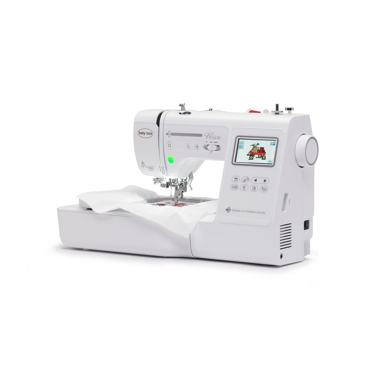 Embroidery Machine Lovely Baby Lock Verve Sewing Quilting & Embroidery Machine Of Innovative 43 Pictures Embroidery Machine