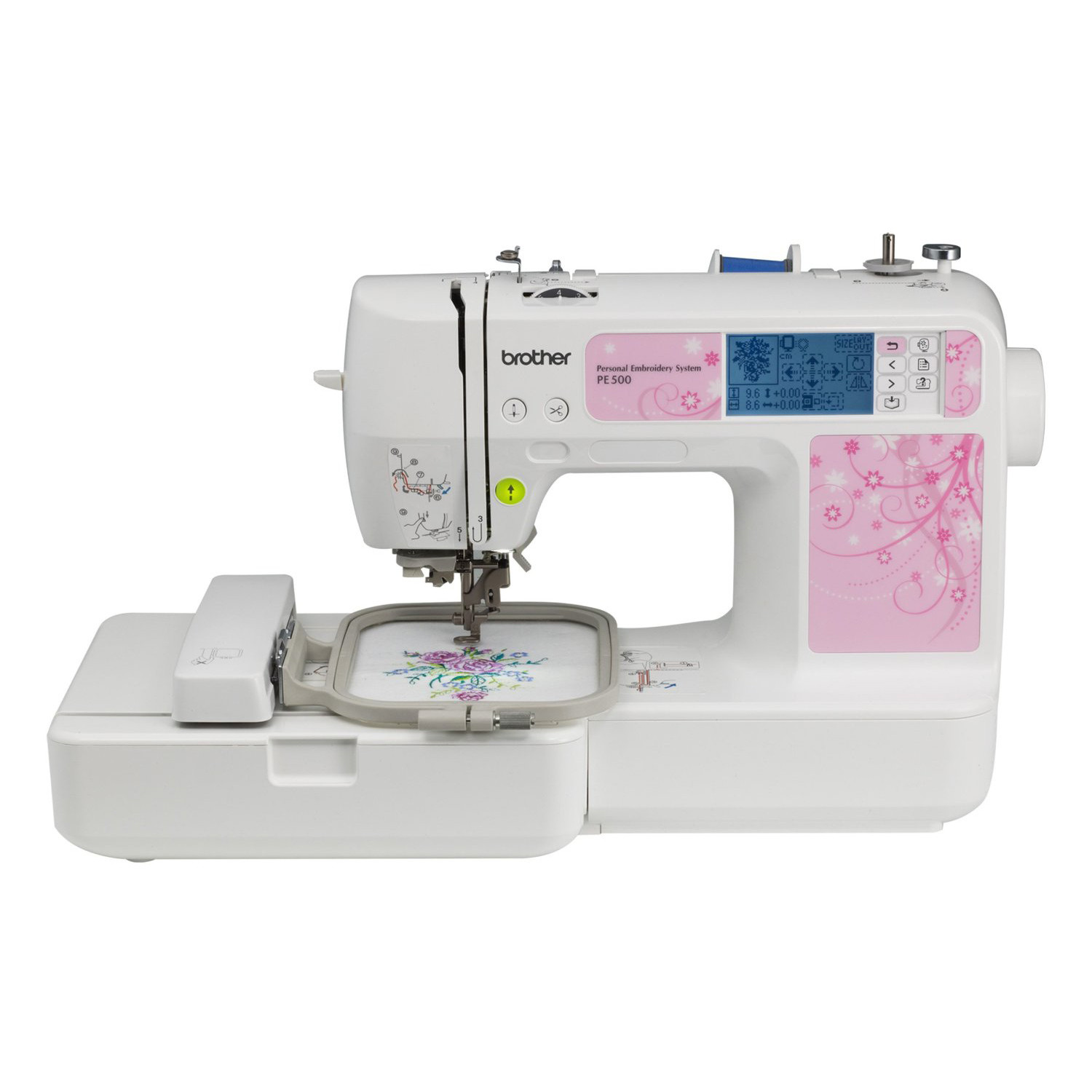 Embroidery Machine New Brother Se400 Vs Pe500 Battle Of the Brother Embroidery Of Innovative 43 Pictures Embroidery Machine