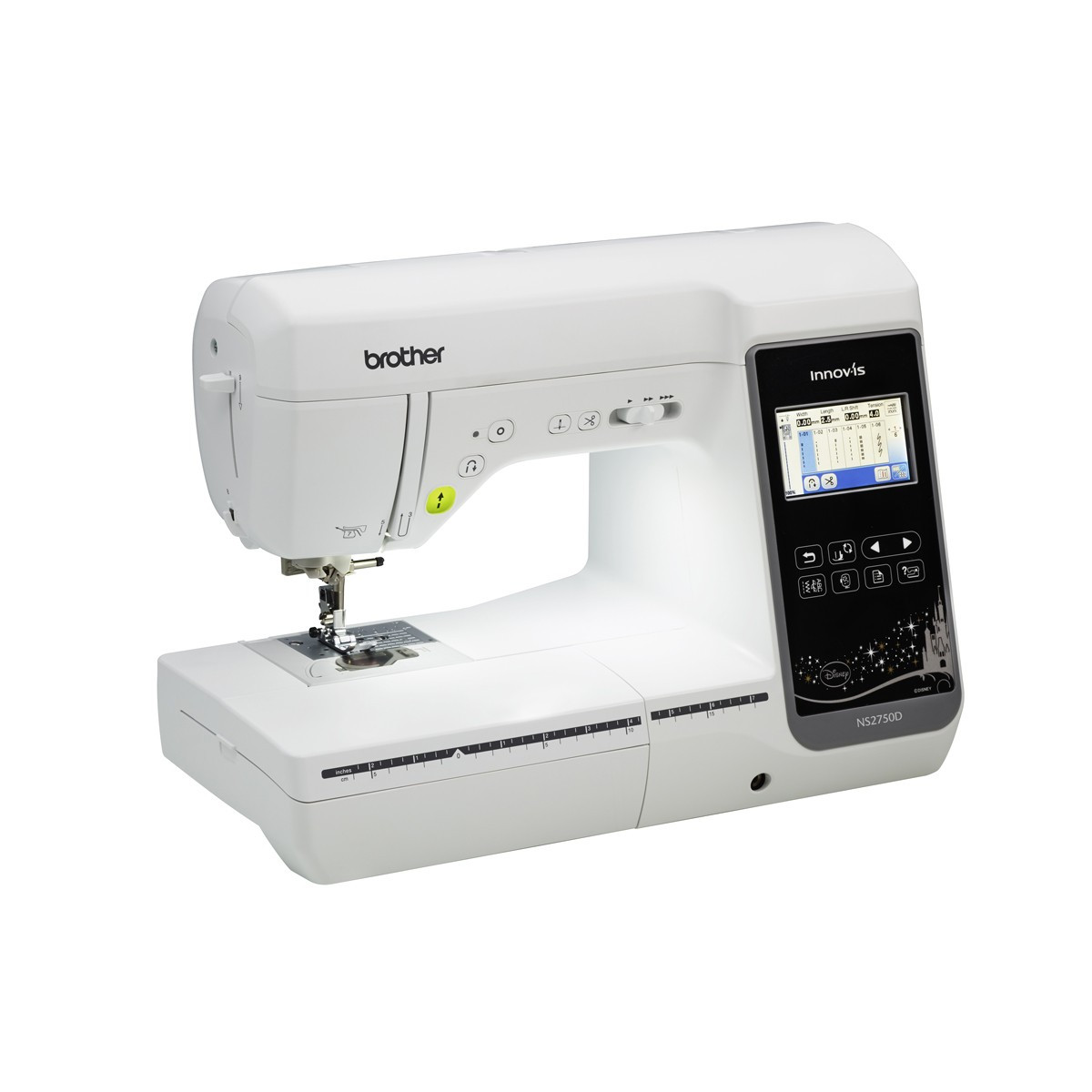 Embroidery Sewing Machine Beautiful Brother Innov is Ns2750d Sewing Quilting & Embroidery Of Wonderful 40 Images Embroidery Sewing Machine