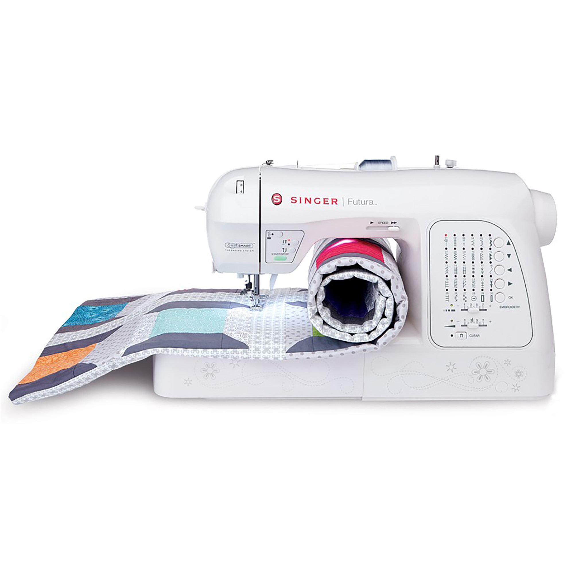 Embroidery Sewing Machine Beautiful Singer Futura Embroidery and Sewing Machine Of Wonderful 40 Images Embroidery Sewing Machine