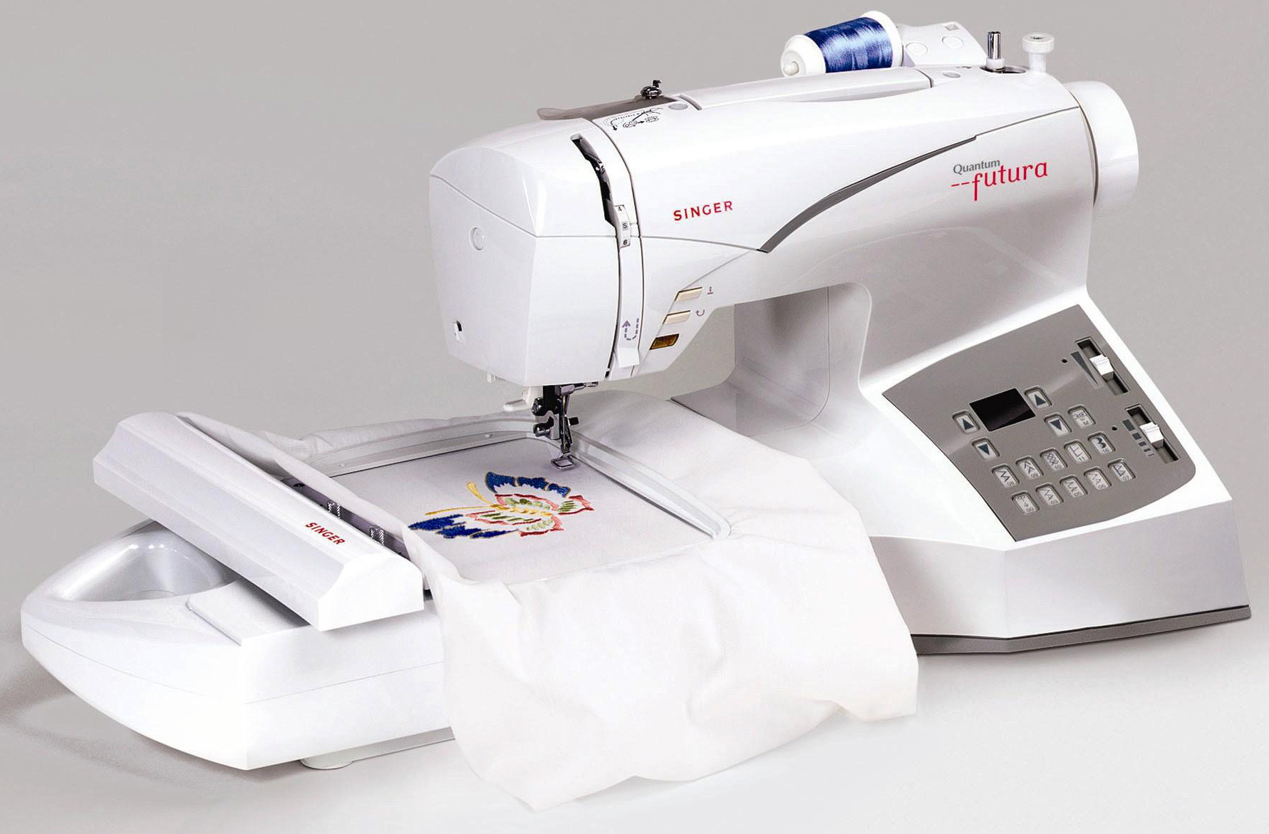 Embroidery Sewing Machine Beautiful Singer Quantum Futura Ce 200 Embroidery Sewing Machine Fs Of Wonderful 40 Images Embroidery Sewing Machine