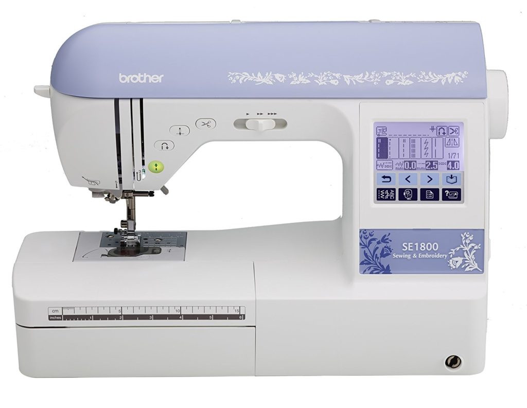 5 Best Sewing and Embroidery Machine – Embroidery In a Box