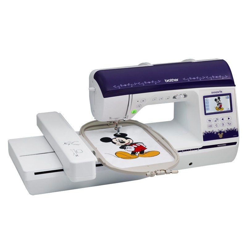 Embroidery Sewing Machine Luxury Brother Nq3500d Sewing Embroidery Machine Sewing Connection Of Wonderful 40 Images Embroidery Sewing Machine