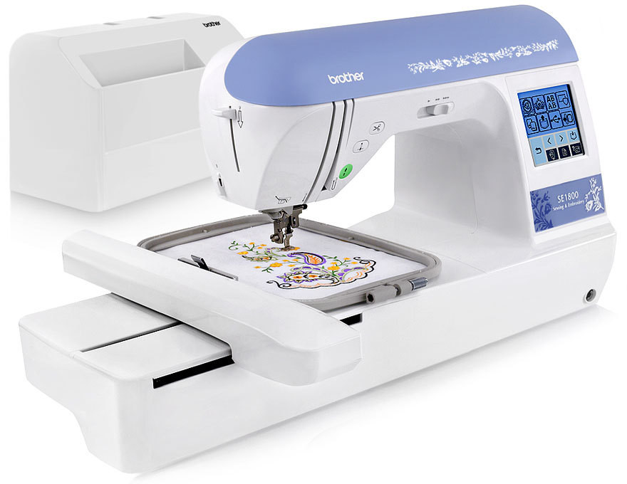 Embroidery Sewing Machine Luxury Brother Se1800 Embroidery & Sewing Machine Of Wonderful 40 Images Embroidery Sewing Machine