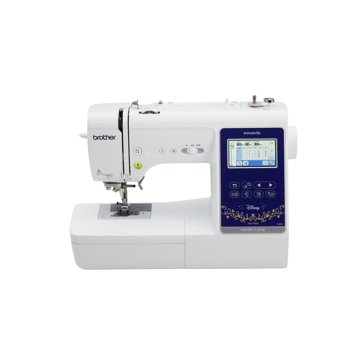 Embroidery Sewing Machine Unique Brother Innov is Ns1750d Sewing Quilting & Embroidery Of Wonderful 40 Images Embroidery Sewing Machine