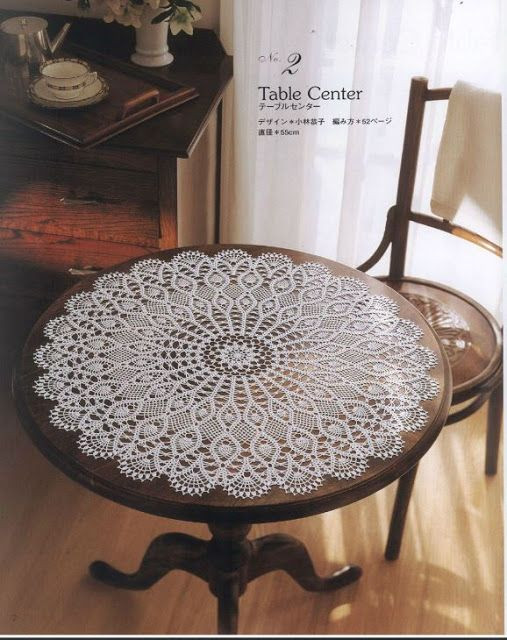 End Table Doilies Awesome 1000 Ideas About Crochet Tablecloth Pattern On Pinterest Of Great 42 Images End Table Doilies