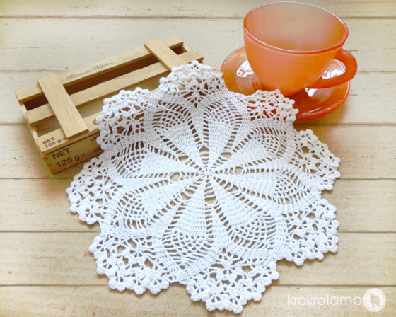End Table Doilies Luxury Lace Doily Crochet Of Great 42 Images End Table Doilies