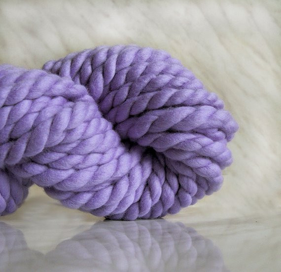 Extra Chunky Yarn Best Of Extra Chunky Super Bulky Merino Wool Yarn Gulliver Lavender Of New 40 Pictures Extra Chunky Yarn