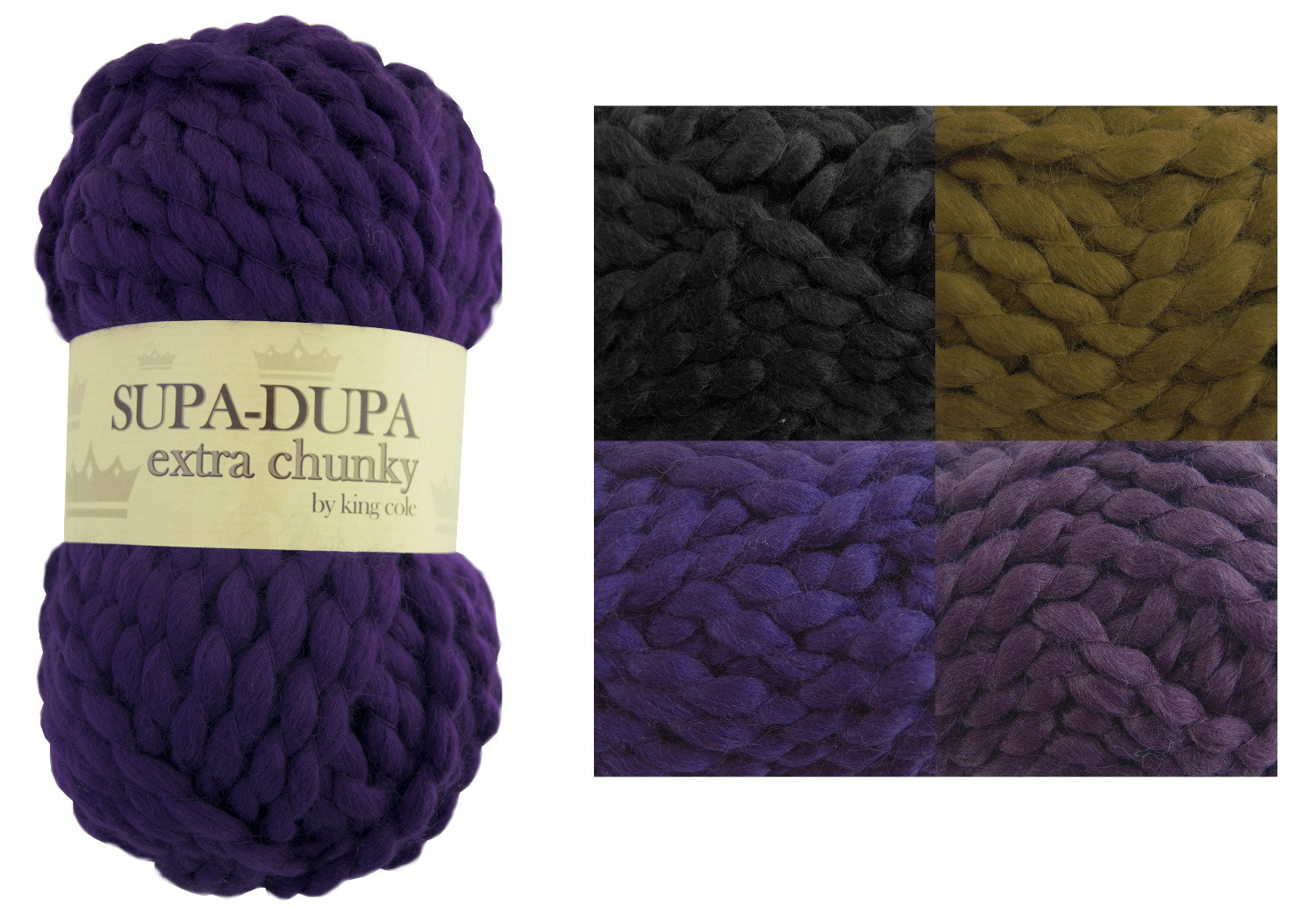 Extra Chunky Yarn Elegant King Cole 200g Ball Supa Dupa Extra Chunky Knitting Yarn Of New 40 Pictures Extra Chunky Yarn